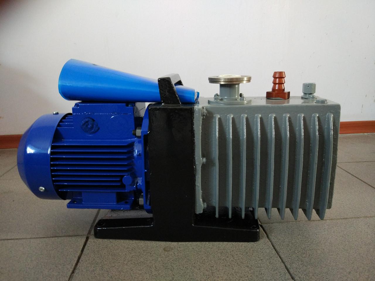 Насос 2НВР-250Д. Пластинчато-роторный вакуумный НВР