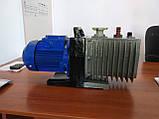 Насос 2НВР-250Д. Пластинчато-роторный вакуумный НВР, фото 2