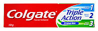 Зубная паста Colgate Triple Action Original Mint - 154 г.