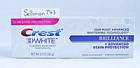 Crest 3D White Brilliance зубная паста из США