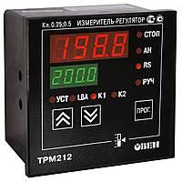 ТРМ212 ПИД-регулятор для управления задвижками и трехходовыми клапанами с RS-485