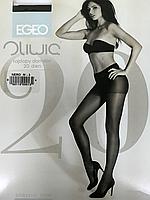 Капроновые колготки, EGEO Oliwia Classic Line 20 Den