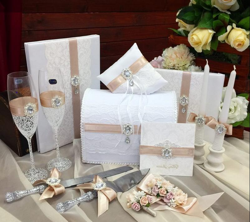 Свадебные наборы ручной работы г. Сумы