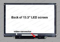 "13.3"" WXGA HD 1280х800, AU Optronics B133EW07 V.1, TFT, LED, 30-pin (на доп. панели внизу), глянцевая, slim, к"