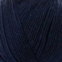 Пряжа Mondial Delicata Baby Синий-темный