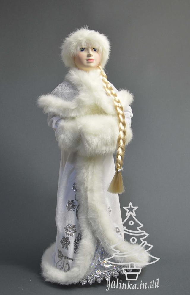 Снегурочка белая 0551