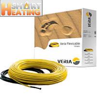 Теплый пол Veria Flexicable 20 двухжильный кабель 32 м - 3,8 кв.м