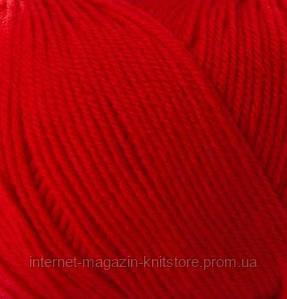 Пряжа Mondial Delicata Baby Красный