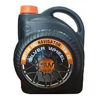 Моторное масло Silver Wheel NAVIGATOR 10w40 4л SL/CH-4 ОРАНЖЕВЫЙ