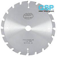Пилы дисковые для резки газобетона и минеральных волокон с HW напайками