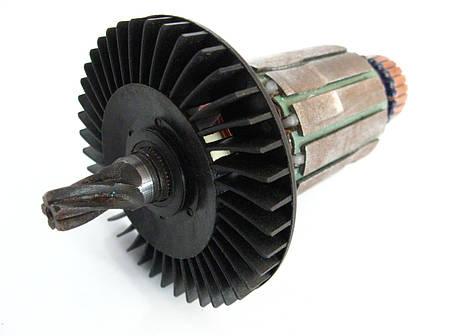 Якорь бочкового перфоратора 150х42 5z вправо, фото 2