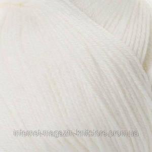 Пряжа Mondial Delicata Baby Белый