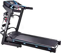 Спортивный тренажер беговая дорожка с массажером V680M+S