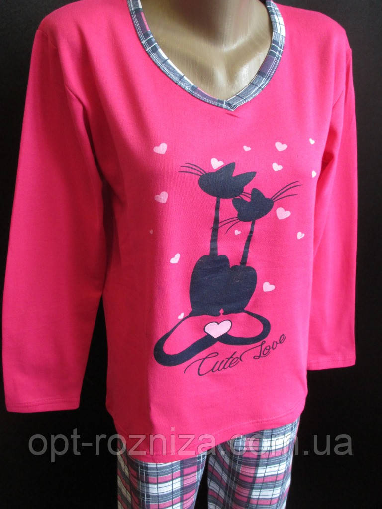 Турецкие пижамы для женщин оптом.