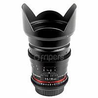 Объектив 35mm T1.5 VDSLR Samyang Mocowanie Sony E