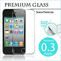 Защитное стекло Huawei Nova|Premium Glass|Золотой|На весь экран|