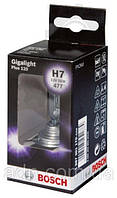 Лампа галогенная BOSCH H7 Gigalight Plus 120% 12V 55W, 1 шт, 1987301170