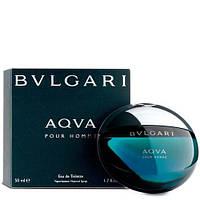 Мужская Туалетная вода  Bulgari Aqva Pour Homme   100 ml.   Лицензия