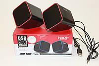 Колонки Havit HV-SK473 USB Red, фото 1
