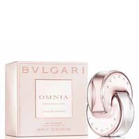 Женская Парфюмированная вода  Bulgari Omnia Crystalline L'Eau de Parfum  65 ml.   Лицензия
