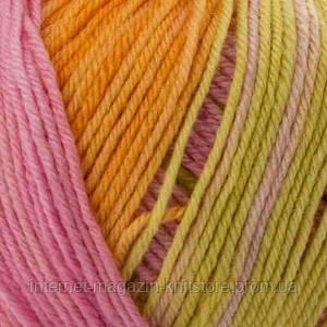 Пряжа Mondial Delicata Baby Color меланж
