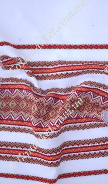 Ткань с украинской вышивкой Илона ТДК-72 2/5
