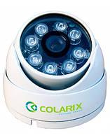 POE IP камера охранного видеонаблюдения COLARIX CAM-IOF-008 1Мп, f3.6мм.