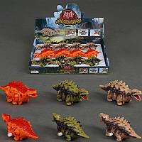 Заводная игрушка SL 3388  Динозавр, 3в