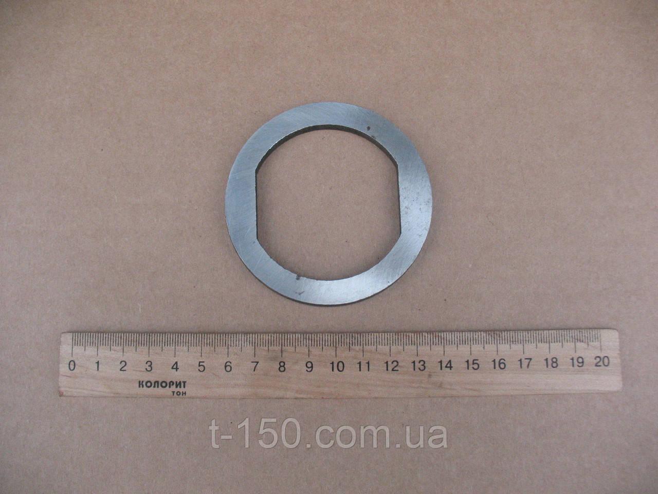 Кольцо уплотнительное с лыской малое (метал) (54.31.430)
