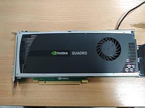 Видеокарта 256bit 2gb Nvidia Quadro 4000 DX11