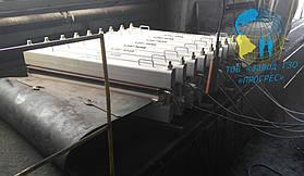 Вулканизатор-пресс ВКЛП-1400/1800 готов к работе ...