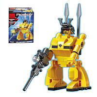 """Конструктор Brick """"Робот"""" 131  73д"""
