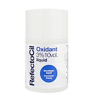RefectoCil Oxidant 3% Liquid - жидкий 3% окислитель для краски, 50 мл