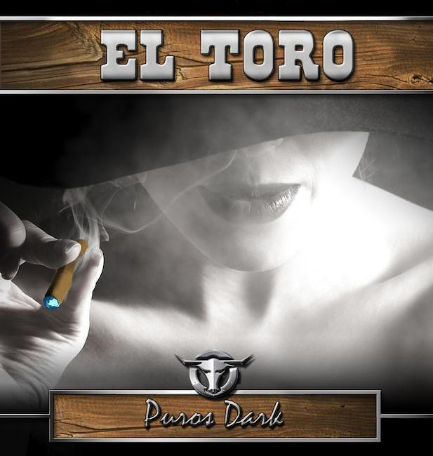 Жидкость EL TORO Puros Dark 10мл