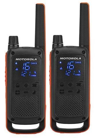 Motorola TALKABOUT T82 Переговорное устройство