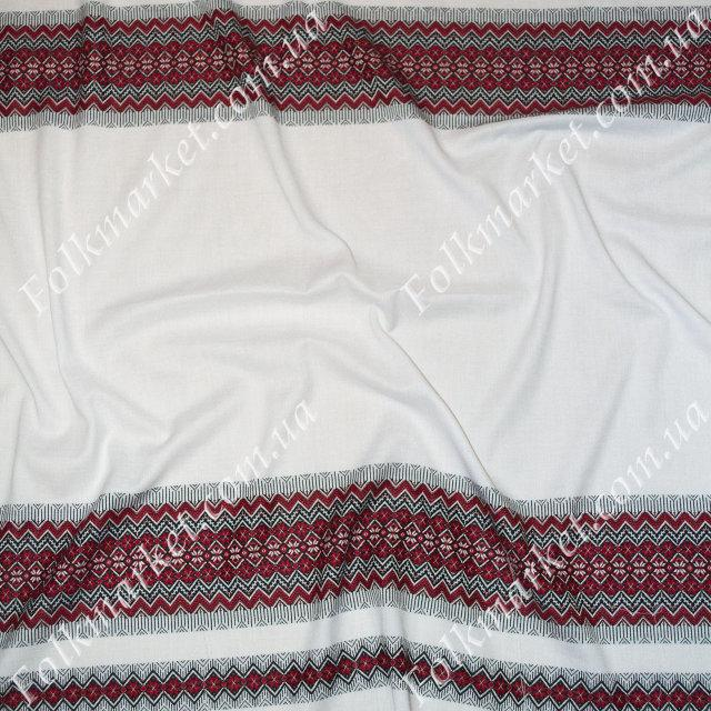 Ткань с украинской вышивкой Илона ТДК-72 3/1