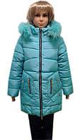 Пальто парка для девочек