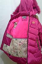Пальто парка для девочек, фото 3
