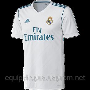 Футбольная форма Реал Мадрид (Real Madrid) 2017-2018 Домашняя , фото 2