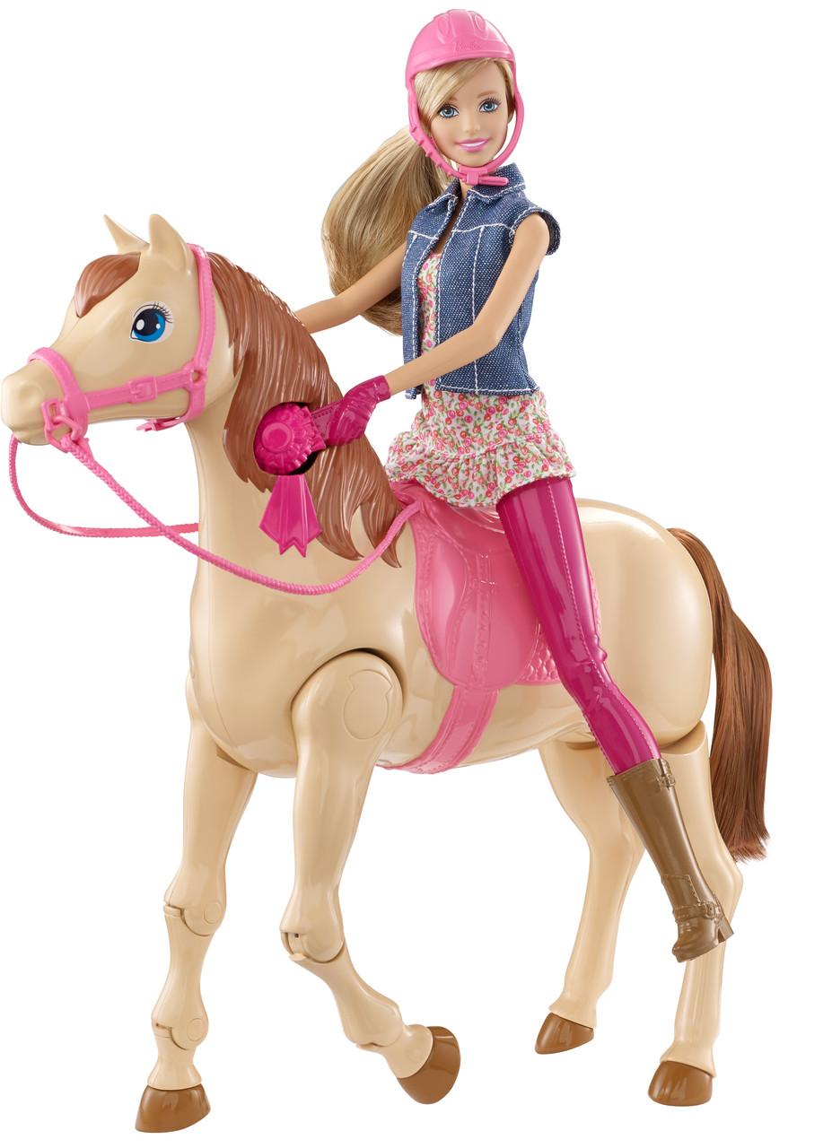 Барби Верховая езда