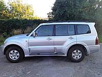 Диск R16 Mitsubishi Pajero Wagon 3, 2005, MR992090