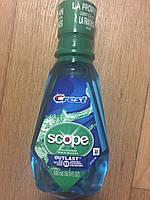 Ополаскиватель для зубов Crest scope outlast mouthwash