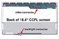 "18.4"" Full HD 1920x1080, ChiMei Optoelectronics N184H3-L02 Rev.C1, TFT, 1-ccfl, 30-pin (правый разьем), глянце"