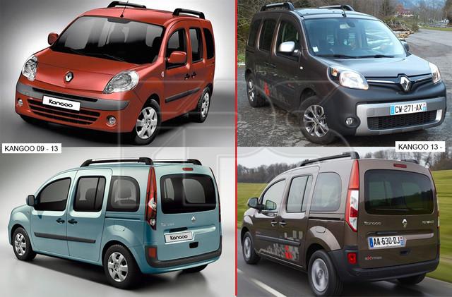 Renault kangoo 2009-2013
