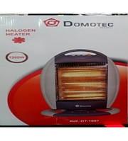 Галогеновый электрообогреватель Domotec