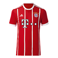 Футбольная форма ФК Бавария Мюнхен (FC Bayern Munchen) 2017-2018 Домашняя