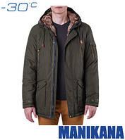 Куртка зимняя хаки Manikana 17183