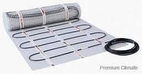 Нагревательный мат DH (кабель с сеткой) DH 9,0 m² 1350W, фото 1
