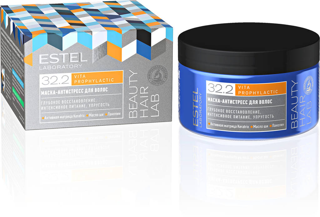Маска-антистресс для волос Vita Prophylactic Estel Beauty Hair Lab 250 мл.