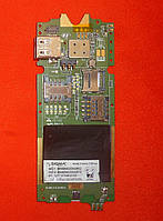 Системная плата Sigma X-treme IT68. Без коннектора!!!